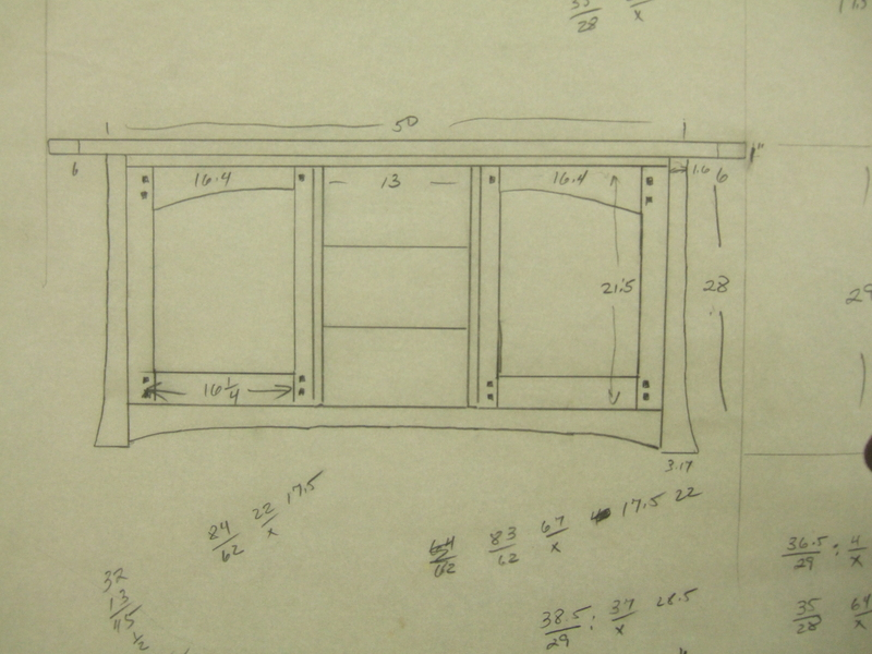 After Much Research I Selected An Entertainment Center Built By Andrew  Drake That I ...
